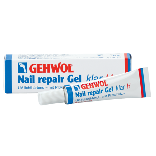 GEHWOL Nail repair Gel klar H 5 ml Tube
