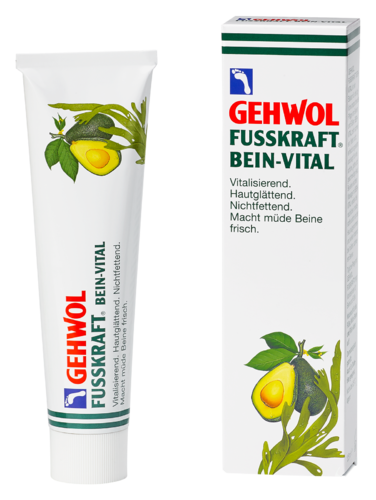 GEHWOL FUSSKRAFT BEIN-VITAL 125 ml Tube
