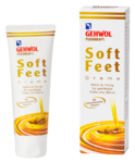 GEHWOL FUSSKRAFT Soft Feet Creme 125 ml Tube