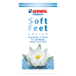 Probe GEHWOL FUSSKRAFT Soft Feet Lotion 8 ml