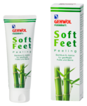 GEHWOL FUSSKRAFT Soft Feet Peeling 125 ml Tube