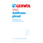 Probe GEHWOL med Antitranspirant 5 ml